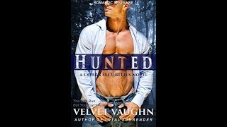 Hunted Book Trailer