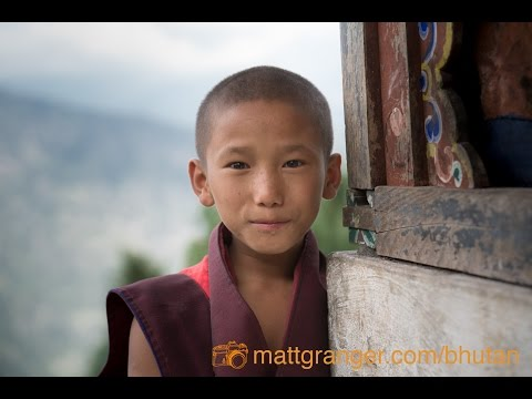 Bhutan Travel Photography VLOG