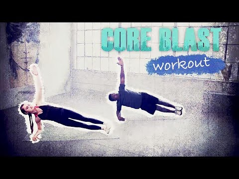 5 Minutes to Fit: Core Blast Workout | Health