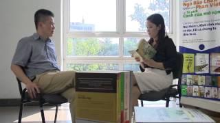 Sách Hay Mỗi Ngày Số 35 : Phỏng Vấn Ngô Bảo Châu Về Tủ Sách Cánh Cửa Mở Rộng