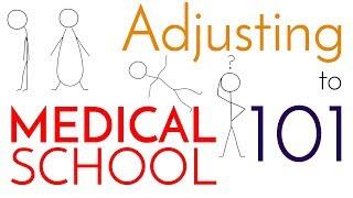 Adjusting to Medical School 101