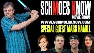 SK MOVIES SHOW # 182: MARK HAMILL IN SCHMOEVILLE!!
