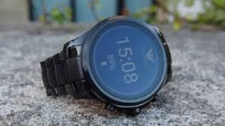 EMPORIO ARMANI CONNECTED SMARTWATCH|UNBOXING & REVIEW