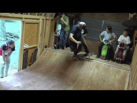 Dunkirk Skatepark 2010 Contest presented by The Southern Maryland Skateboarders Association Part 1