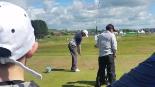 Eddie Pepperell Irish Open 2015
