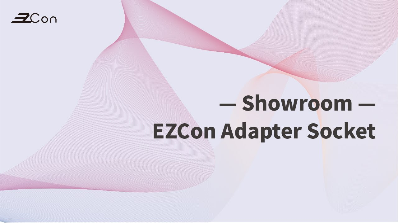 EzCon adapter socket