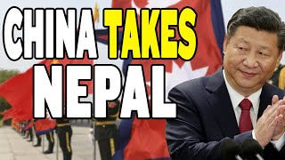 China Invades Nepal Border in India Fight thumbnail