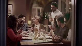 Runningdinner Royalclub actie SBS6 commercial