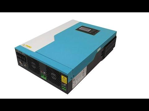 Hybrid Inverter 48v 5500w