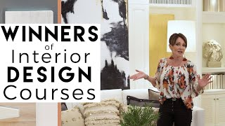 Interior Design Classes, Winners of The Design Sessions