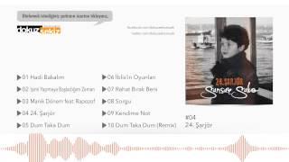 Sansar Salvo - 24. Şarjör (Official Audio)