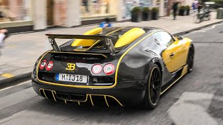 SuperCars in London June 2020 - 1of1 Oakley Design Bugatti Veyron!