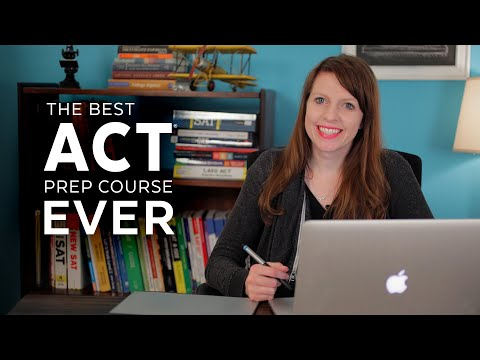 The Best ACT® Prep Course Ever!!! - YouTube