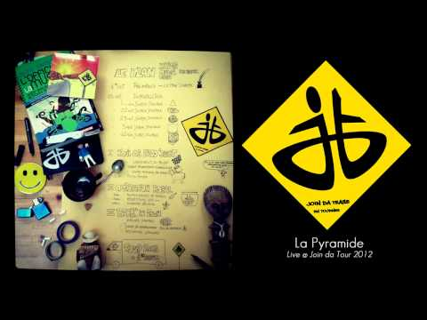 Join da Tease - La Pyramide (Live @ Tour 2012) (NOUVEL EP)