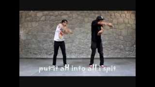 EMINEM - rabbit run | choreography | gaurav n chandni