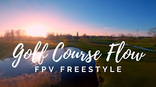 Golf Course FPV Freestyle in 4K | Falco X