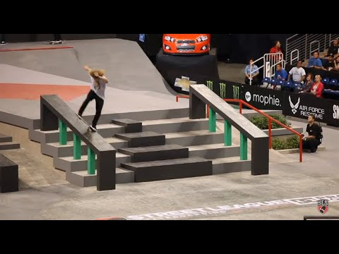 Street League 2012: Best Of Tommy Sandoval