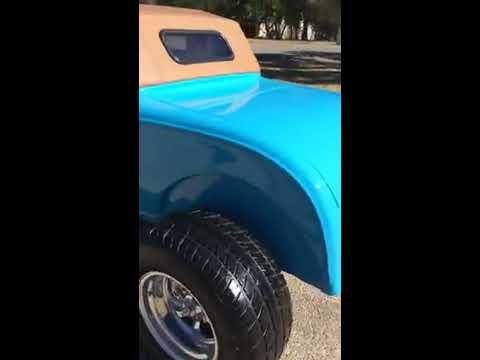 Video of '29 Roadster - MRF3