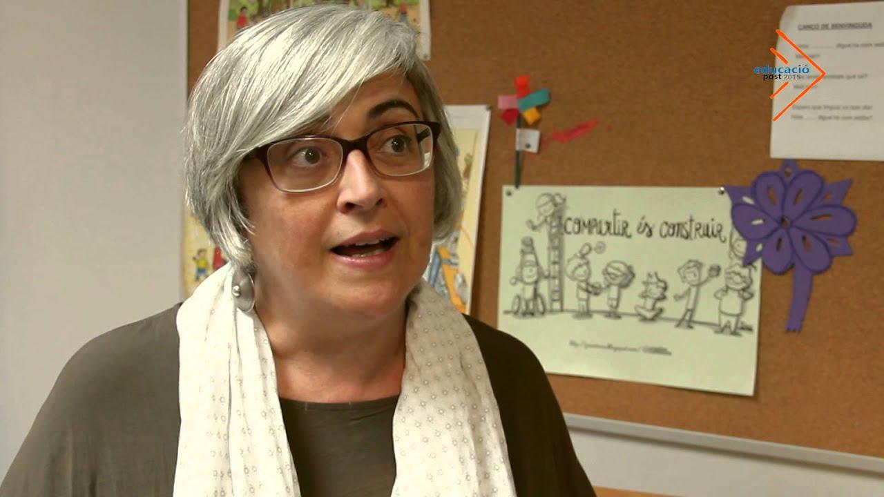 Barris educadors per garantir la igualtat d'oportunitats a tothom -Rosa Balaguer