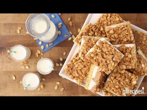 How to Make Peanut Mallow Bars | Dessert Recipes | Allrecipes.com