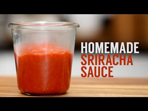 How to Make Your Own Sriracha