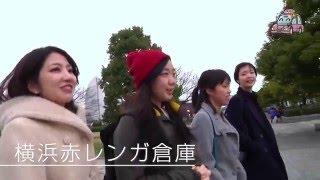神奈川観光タクシープロジェクト3世代タクシー~メイキング篇~