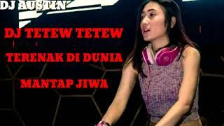 DJ TETEW TETEW TERENAK DI DUNIA MANTAP JIWA