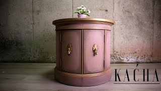 How To Chalk Paint The Old World Antique Look