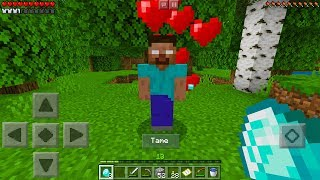 How To Make a Friendly Herobrine in Minecraft Pocket Edition
