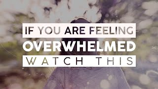 If You Feeling Overwhelmed Watch This | Rachel Hollis and Lewis Howes