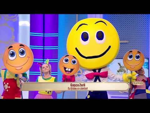Gasca Zurli – Eu iti dau un zambet [In Emisiunea Neatza Cu Razvan Si Dani] Video