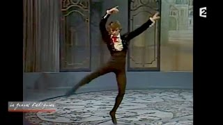 Patrick DUPOND (17 ans) Don Quichotte, variation de Basilio (1976) | A l'École de l'Opéra (15 ans)