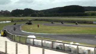 preview picture of video 'NZ North Island Bucket Championship Rnd 1 Race 1'