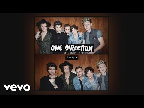 One Direction - Fireproof Cover Image