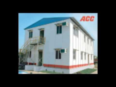 Prefabricated Multi Storey Site Office
