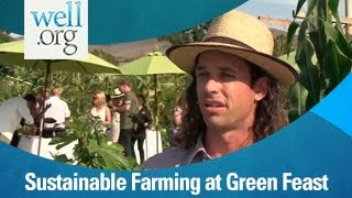 Sustainable Farming at Green Feast