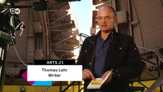 Deutscher Buchpreis 2017 | Portrait Thomas Lehr | English