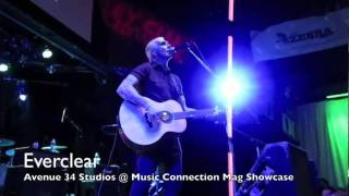 Everclear performs Brown Eyed Girl