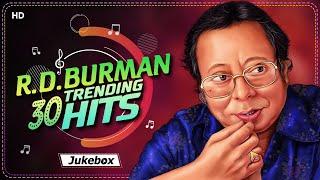 R.D. Burman Top 30 Hit Songs | Hit Songs - Jukebox | Mashup
