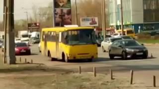 Авария на пр-те Бандеры. Киев 04.04.17г.