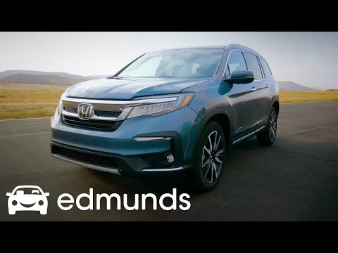 What Makes The 2019 Honda Pilot A Good Family Car? | Edmunds