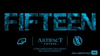 FIFTEEN: starring San Diego Dynasty (2015) - Paintball Documentary Movie HD- Planet Eclipse