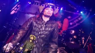 """Adam Ant: """"Dog Eat Dog"""" & """"Apollo 9"""" & """"Friend or Foe""""-pt 1/2 Vegas. Anthems USA Tour- 7.25.18"""