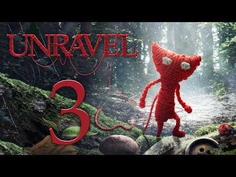 Unravel - прохождение игры - Berry mire [#3] | PC
