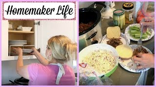 MAKING IT WORK IN THE KITCHEN~ HOMEMAKER LIFE