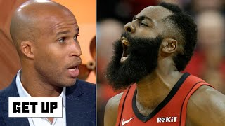 The Rockets aren't an elite team – Richard Jefferson | Get Up