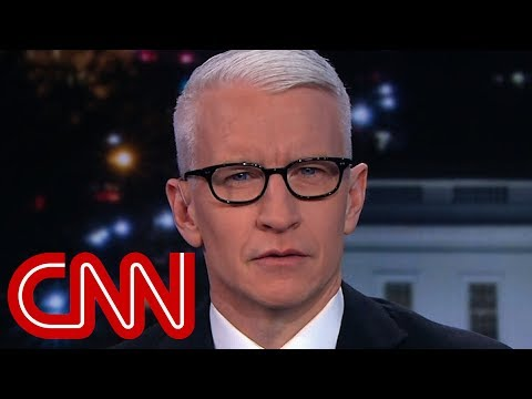 Anderson Cooper: Trump fails to 'get the best people'