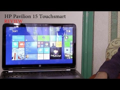 HP Pavilion 15 TouchSmart Full Review