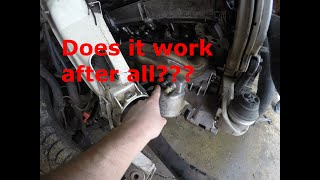 How to Bench Test a Starter - Bench Testing the Starter on My 1999 Audi A8