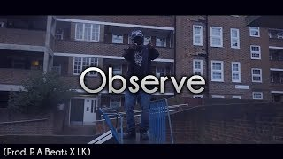 "Drill Type Beat ""Observe"" 